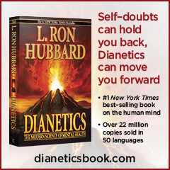 Dianetics April