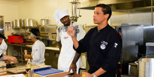 Magic in the Kitchen with Chef D