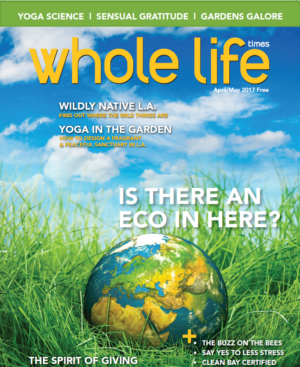 The April / May 2017 Issue of Whole Life Times