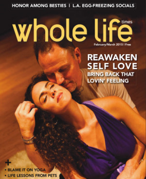 The February/March 2015 Issue of Whole Life Times