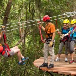 Hawaii Forest & Trail zipline