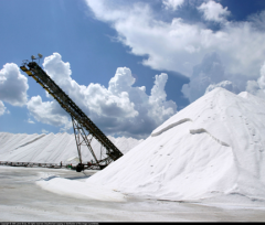 Salt byproduct can be diverted to commercial use