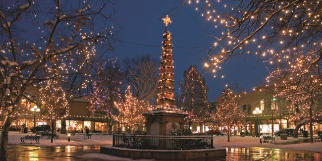 Celebrate Santa Fe