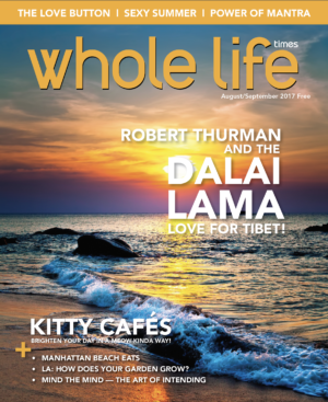 The Aug / Sept 2017 Issue of Whole Life Times